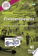 Libro de Fisioterapeutas. Servicio Andaluz De Salud (sas). Temario Específico Volumen 3