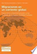 Libro de Migraciones En Un Contexto Global