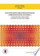 Libro de Los Estudios Organizacionales
