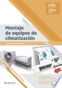 Libro de Montaje De Equipos De Climatización
