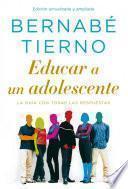 Libro de Educar A Un Adolescente