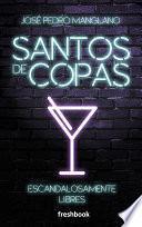 Libro de Santos De Copas