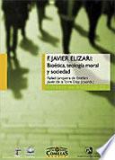Libro de F. Javier Elizari: Bioética, Teología Moral Y Sociedad
