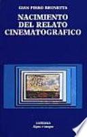 Libro de Nacimiento Del Relato Cinematográfico