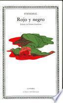 Libro de Rojo Y Negro