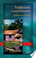 Libro de Tradiciones Costarricenses