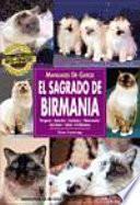 Libro de Manuales De Gatos. El Sagrado De Birmania