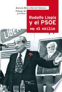 Libro de Rodolfo Llopis Y El Psoe En El Exilio