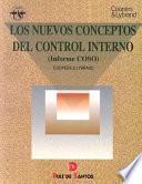 Libro de Los Nuevos Conceptos Del Control Interno
