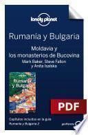 Libro de Rumanía Y Bulgaria 2. Moldavia Y Los Monasterios De Bucovina