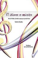Libro de El Idioma Es Música