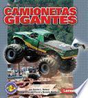Libro de Camionetas Gigantes (monster Trucks)