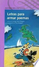 Libro de Letras Para Armar Poemas