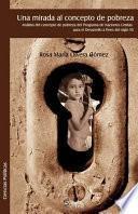 Libro de Una Mirada Al Concepto De Pobreza
