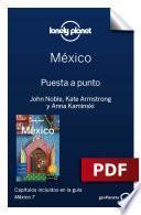 Libro de México 7_1. Preparación Del Viaje