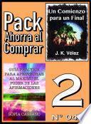Libro de Pack Ahorra Al Comprar 2 (nº 045)
