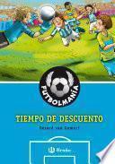 Libro de FutbolmanÍa. Tiempo De Descuento