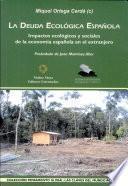 Libro de La Deuda Ecológica Española