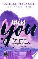 Libro de You 3. Miss You (edición Mexicana)