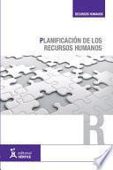 Libro de Planificación De Los Recursos Humanos