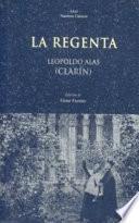 Libro de La Regenta