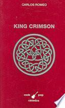 Libro de King Crimson