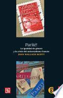 Libro de Parité!