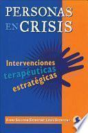 Libro de Personas En Crisis