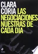 Libro de Las Negociaciones Nuestras De Cada Día