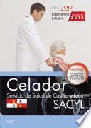 Libro de Celador. Servicio De Salud De Castilla Y León (sacyl). Test