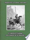 Libro de El Ingenioso Hidalgo Don Quijote De La Mancha 1