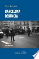Libro de Barcelona Denuncia