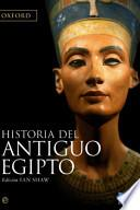 Libro de Historia Del Antiguo Egipto