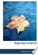 Libro de Angel Guerra