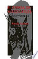 Libro de El Espasa De MefistÓfeles