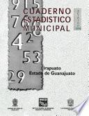 Libro de Irapuato Estado De Guanajuato. Cuaderno Estadístico Municipal 1998