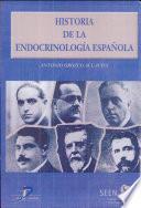 Libro de Historia De La Endocrinología Española