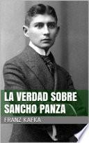 Libro de La Verdad Sobre Sancho Panza