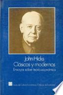 Libro de Clásicos Y Modernos