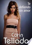 Libro de Te Defiendo Sin Amor