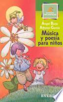 Libro de Música Y Poesía Para Niños