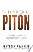 Libro de El Espritu De Pitn / Spirit Of Python