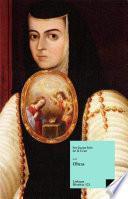 Libro de Obras De Sor Juana Inés De La Cruz