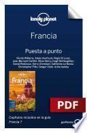Libro de Francia 7. Preparación Del Viaje