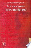 Libro de Los Escritores Invisibles