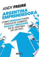 Libro de Argentina Emprendedora