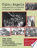 Libro de Cuba Y Angola