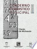 Libro de Cherán Estado De Michoacán. Cuaderno Estadístico Municipal 1998