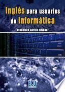 Libro de Inglés Para Usuarios De Informática