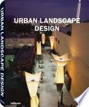 Libro de Urban Landscape Design